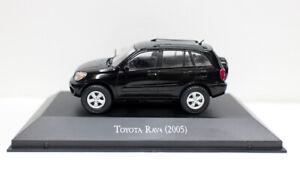 1-43-Scale-Diecast-Model-Car-TOYOTA-RAV4-2005-Black