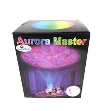 Romantic Multicoloured LED Relaxing Ocean Wave waterproof Projector Pot built-in