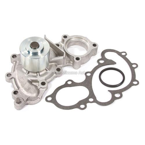 Timing Belt Kit Water Pump w//o Pipe Fit 89-92 Toyota V6 3.0 3VZE