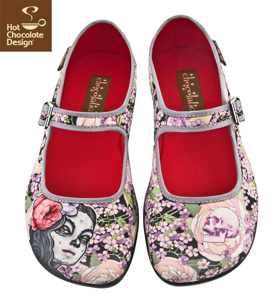 Hot Chocolate Design. Chocolaticas Flora The Dead. Dead. Dead.   5. Donna shoes 9c13ca
