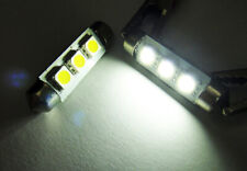 New Listing2x Canbus 3 Smd Led 6411 6413 For 05 09 Range Rover Trunk Cargo Area Light White