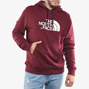 MAGLIA-FELPA-UOMO-THE-NORTH-FACE-T0AHJYHBM-DREW-PEAK-CREW-COTONE-ORIGINAL-AI-NEW