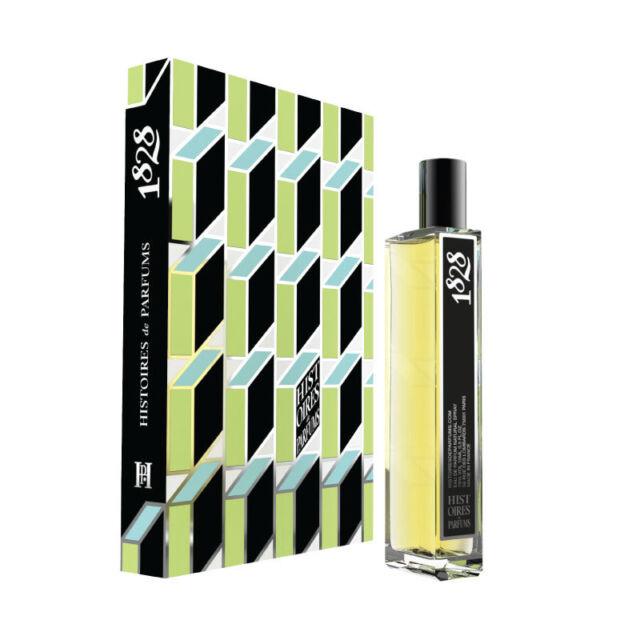 Histoires De Parfums 1828 Jules Verne Edp Travel Spray 05 Fl Oz 15
