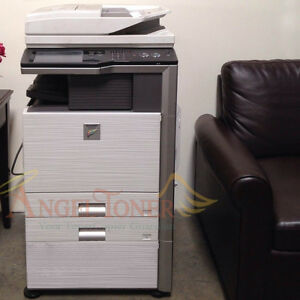Sharp MX-5001N Printer PCL6 Drivers for Mac
