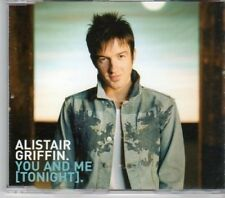 (DJ488) Alistair Griffin, You And Me (Tonight) - 2004  CD