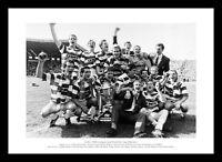Celtic FC 1988 League & Scottish Cup Champions Team Photo Memorabilia (621)