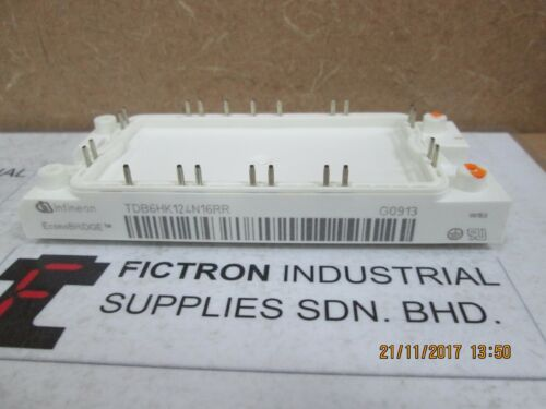 NEW 1PCS TDB6HK124N16RR EUPEC INFINEON MODULE
