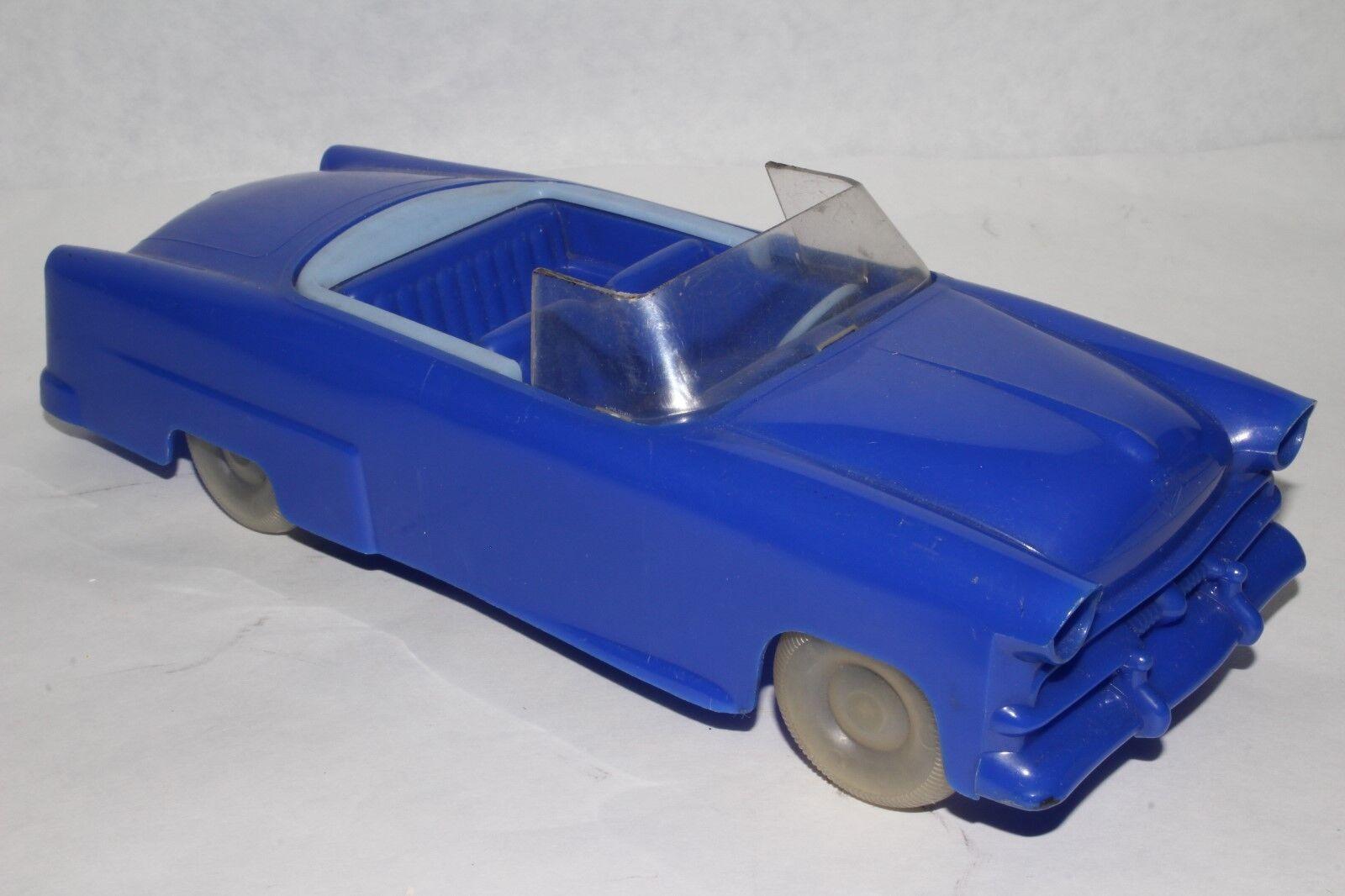 Plástico Grande 1955 Ford Converdeible, Promo tamaño, bonito Original