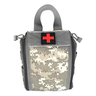 1000D Molle Tactical Primeros Auxilios Bolsa Utilitario Accesorio Cintura