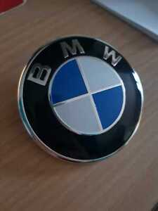 Logo capot/coffre BMW 82mm