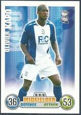 TOPPS MATCH ATTAX 2007-08-BIRMINGHAM CITY-OLIVIER KAPO