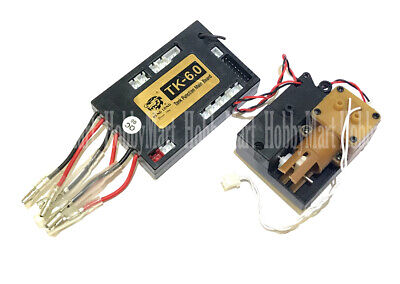HENG LONG 3818-024 New Version TK-6.0S Smoke Generator Box for 1//16 NEW RC TANK