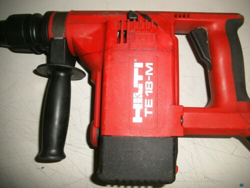 Reparatur Bohrhammer Hilti TE 18 M !!!!