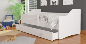 Single-Bed-SWEETY-for-Children-Toddler-Kids-Drawer-Mattress-FREE-DELIVERY