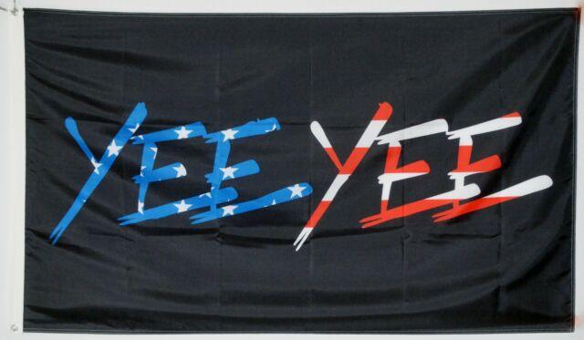 yee yee American Flag 3X5/' Redneck Camouflage Camo Hunting Deer flag US shipper