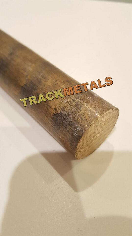 Bronze Rod   SAE660   1.1 4 dia  (33 mm )  x  12  long