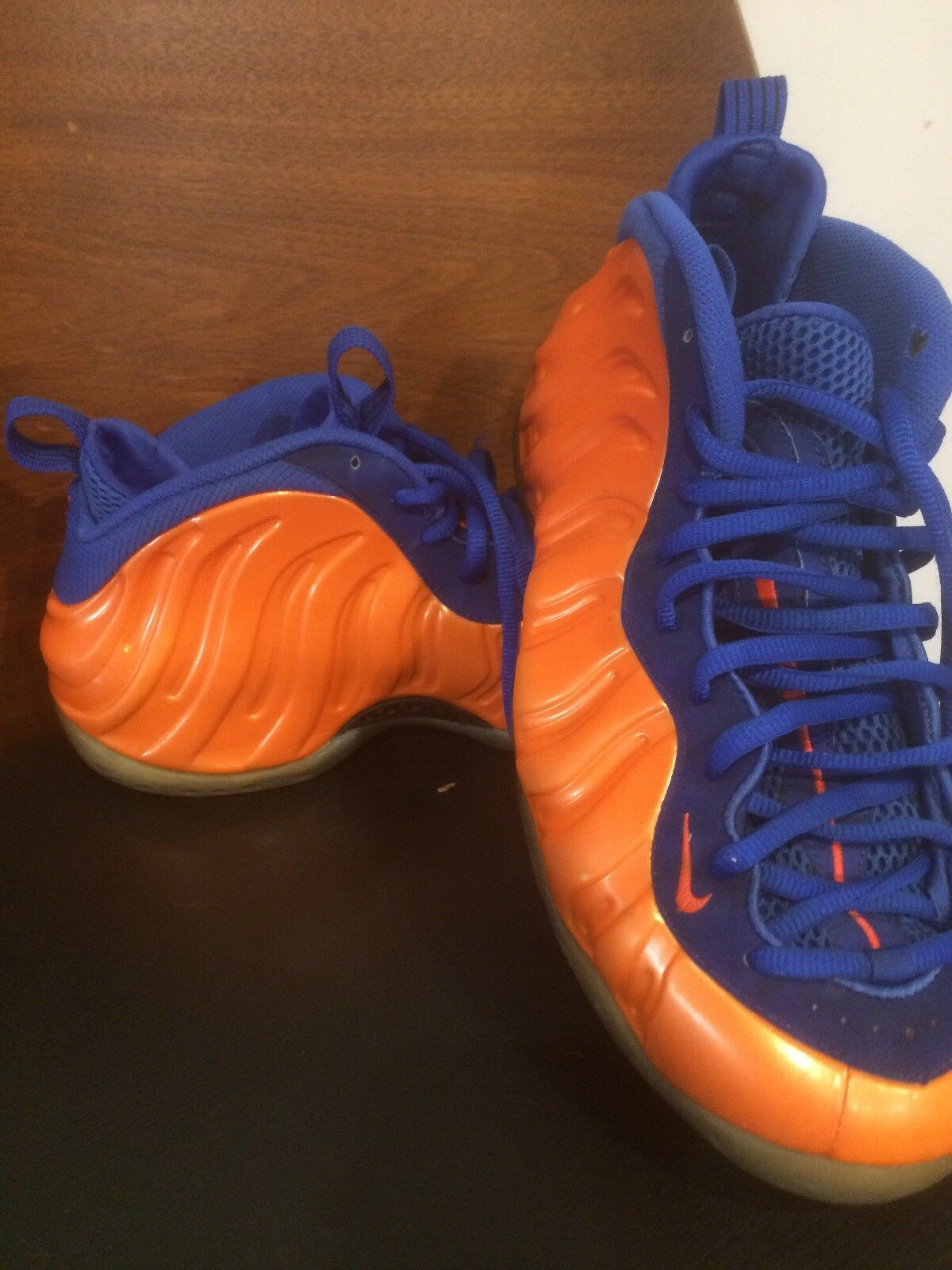 Nike air foamposite size 12 Gently Used