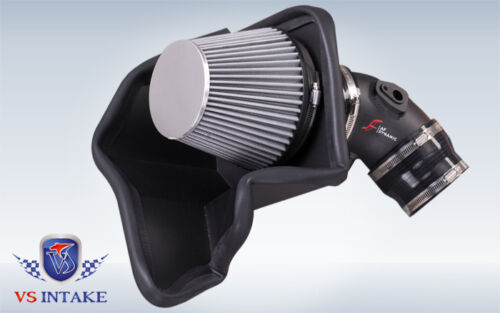 FOR 2013-2016 HYUNDAI GENESIS COUPE 3.8L 3.8 V6 AF DYNAMIC COLD AIR INTAKE RED