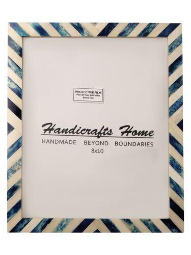 Handicrafts Home 8x10 Picture Photo Frame Chevron Herringbone Wall Décor Frames
