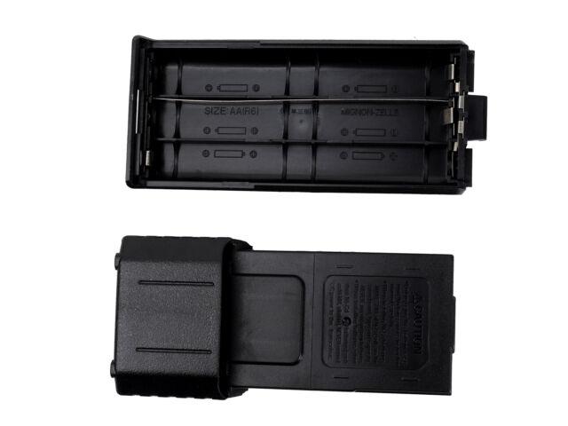 AA Extended Battery Shell For BAOFENG uv-5r TONGFA TF-UV985 TYT TH-F8