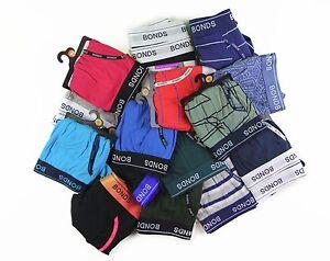 5-6-10-20-x-MENS-BONDS-UNDERWEAR-Guyfront-Trunks-Briefs-Boxer-Shorts-S-XXL
