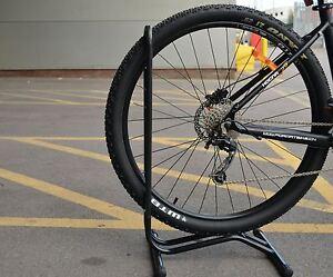 Large Bike Floor Storage Rack Stand For Fix Cycle Bicycle School Garage Outdoor 6091693068785