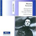 Giacomo Puccini - Puccini: Manon Lescaut (2011)