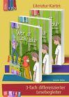 """KidS Literatur-Kartei: """"Wer ist Lolly_blu?"""" 3-fach differenzierter Lesebegleiter von Annette Weber (2013, Geheftet)"""