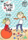 Charlie And Lola Vol.5 (DVD, 2007)