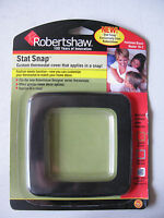 Brand Robertshaw Stat Snap 78-2 (polished Black) Custom Thermostat Cover