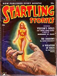 Image result for Startling Stories February 1952