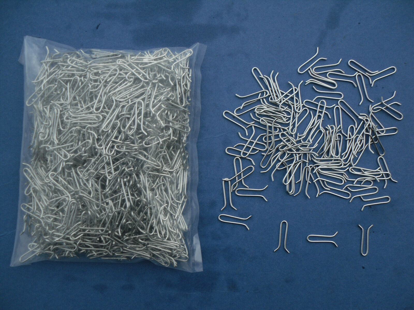 500 STAINLESS STEEL LEAD MAKING LOOPS FOR SEA CARP FISHING LEADS WEIGHTS MOULDS