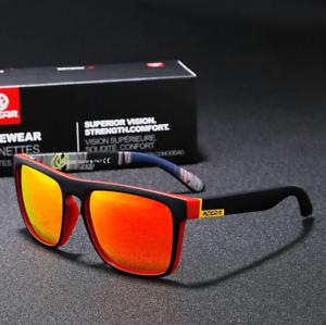 16428322f1 Gafas de sol para hombre mujer polarizadas diseño clásico protección ...