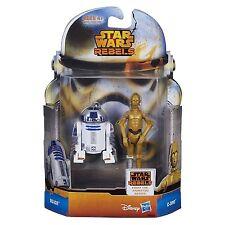 Hasbro Star Wars Rebels  R2-D2 & C-3PO Action Figure 10cm