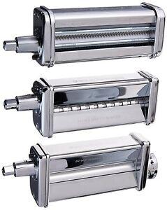 KitchenAid-KPRA-Pasta-Roller-Fettuccine-Spaghetti-Cutter-Stand-Mixer-Attachment