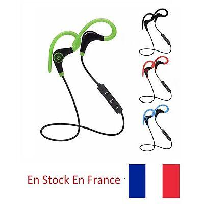 Casque Ecouteur Sport Bluetooth 4.0 Stéréo Intra-auriculaire Sans fil Oreillette