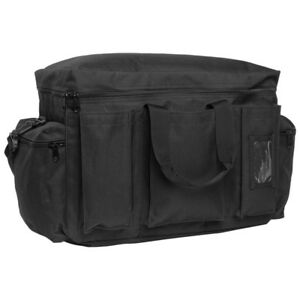 Image Is Loading Tactical Patrol Holdall Swat Mission Kit Bag Security