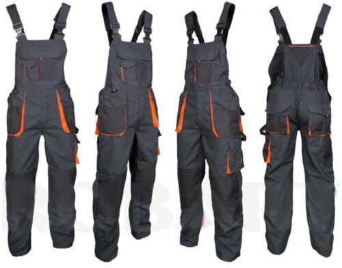 Latzhose Arbeitshose Kombihose Arbeitskleidung Berufsbekleidung  NEU Gr 44-64