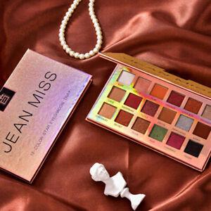 18-Naturale-Colori-Palette-Tavolozza-Ombretto-Eyeshadow-Glitter-Make-Up-TruAUIT