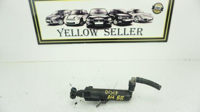 2012 AUDI A4 B8 2.0TDI DRIVER SIDE HEADLIGHT WASHER SPRAY NOZZLE 8K0955102D