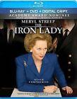 Iron Lady (3pc) With Meryl Streep Blu-ray Region 1 013132471792