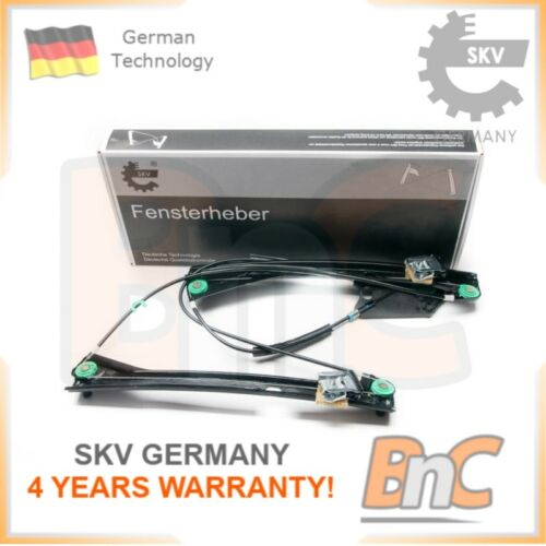6R, 6 C # Véritable SKV Allemagne Heavy Duty Avant Gauche Lève-Vitres Pour VW Polo