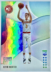 2018-19 Panini Kevin Huerter Rookie Card RC Aqua Prizm Atlanta Hawks 📈🔥