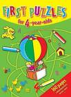 First Puzzles for 4-Year-Olds by Yoyo Books (Book, 2012)