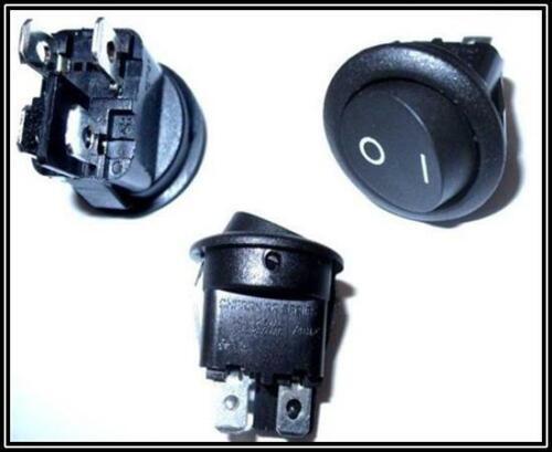 Cherry Wipp Schalter 2-poliger Schließer Ein-Aus 10A-125VAC 5A-250VAC 1x