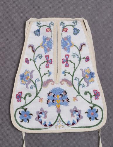 Hanging pocket Embroidery Pocket Georgian pocket