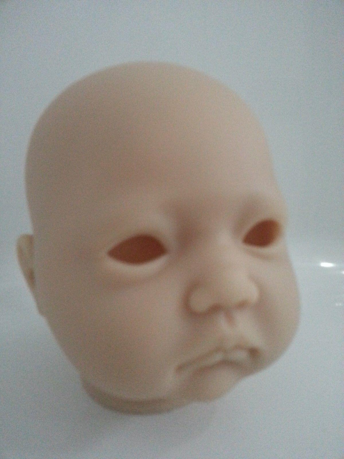 "Reborn Doll Kit ""Sophia"" with Eyes Open"