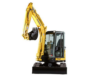 yanmar mini excavator vio45 vio55 full workshop service repair rh ebay com au yanmar excavator service manual pdf yanmar mini excavator service manual