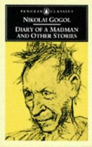 Diary-of-a-Madman-Classics-by-Gogol-Nikolai-Vasilievich-Paperback-Used-Book