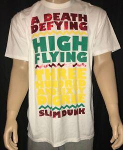 e89b84473272 Nike Jordan Retro A Death Defying High Flying Slam Dunk Men s T ...